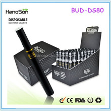 Ladies best seller Bud Ds80 2015 NEW BUD DS80 0.2ml Slim CO2 cartridge disposable cigarette dry herb vaporizer titan