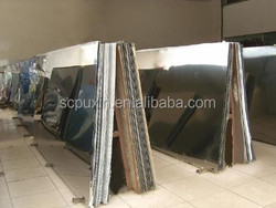 AISI 304 stainless steel sheet 2B/No.4/HL/mirror surface
