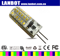 LANBOT factory new style 3014 led light GY6.35 bulb gy6.35 led Crystal lamp gy6.35 led Auto lamp dimmable 220V GY6.35 light