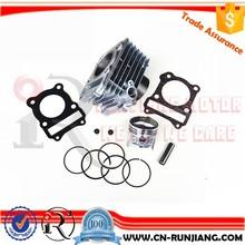 57MM Motorcycle Engine Parts Cylinder Block Assy Kit For Suzuki EN125