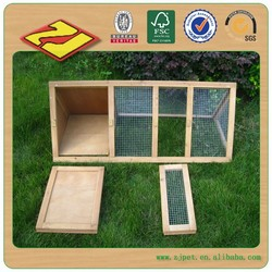 Wooden guinea pig cage DXR005 (17 years professional pet house factory )