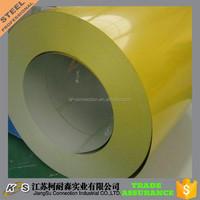 factory hot selling width 1000mm PPGI precoated steel sheet