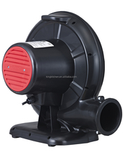 550W Commercial Inflatable Air Blower Fan / Black Duroplastic 1/2 HP Blower / Lower Noise Blower Bor Inflatable Decoration