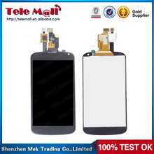 Top sale for oem lg e960 for google nexus 4 lcd touch digitizer