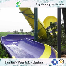 Snake Style Fiberglass Water Slide for Sale
