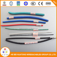 UL certificate 2/0AWG single or multicore PVC Insulation Nylon sheathed THHN electric cable wire