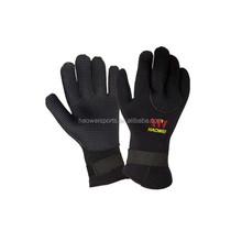 neoprene glove fishing glove surf glove