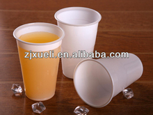 plastic cup beer 500ml,clear/white/color pp plastic cup,disposable plastic cup