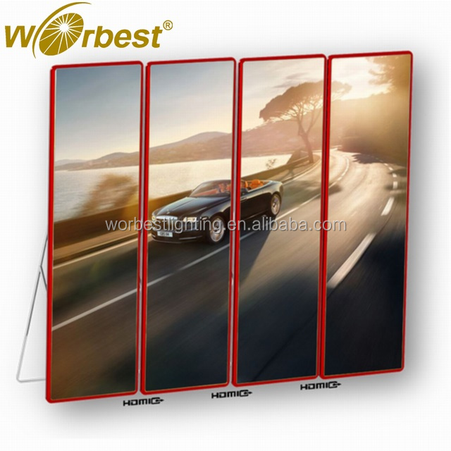 Hot nuovo schermo LED digital signage display android <span class=keywords><strong>tv</strong></span> specchio