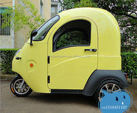 electric Green energy the disabled three wheel motorcycle