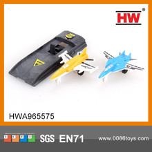 New Design 8CM launch plane miniature toy plane