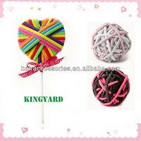 Baby hair accessories - Lollipop Hair Ties