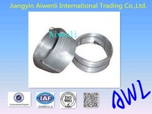 Hot dipped galvanized 6*7 1mm steel wire rope