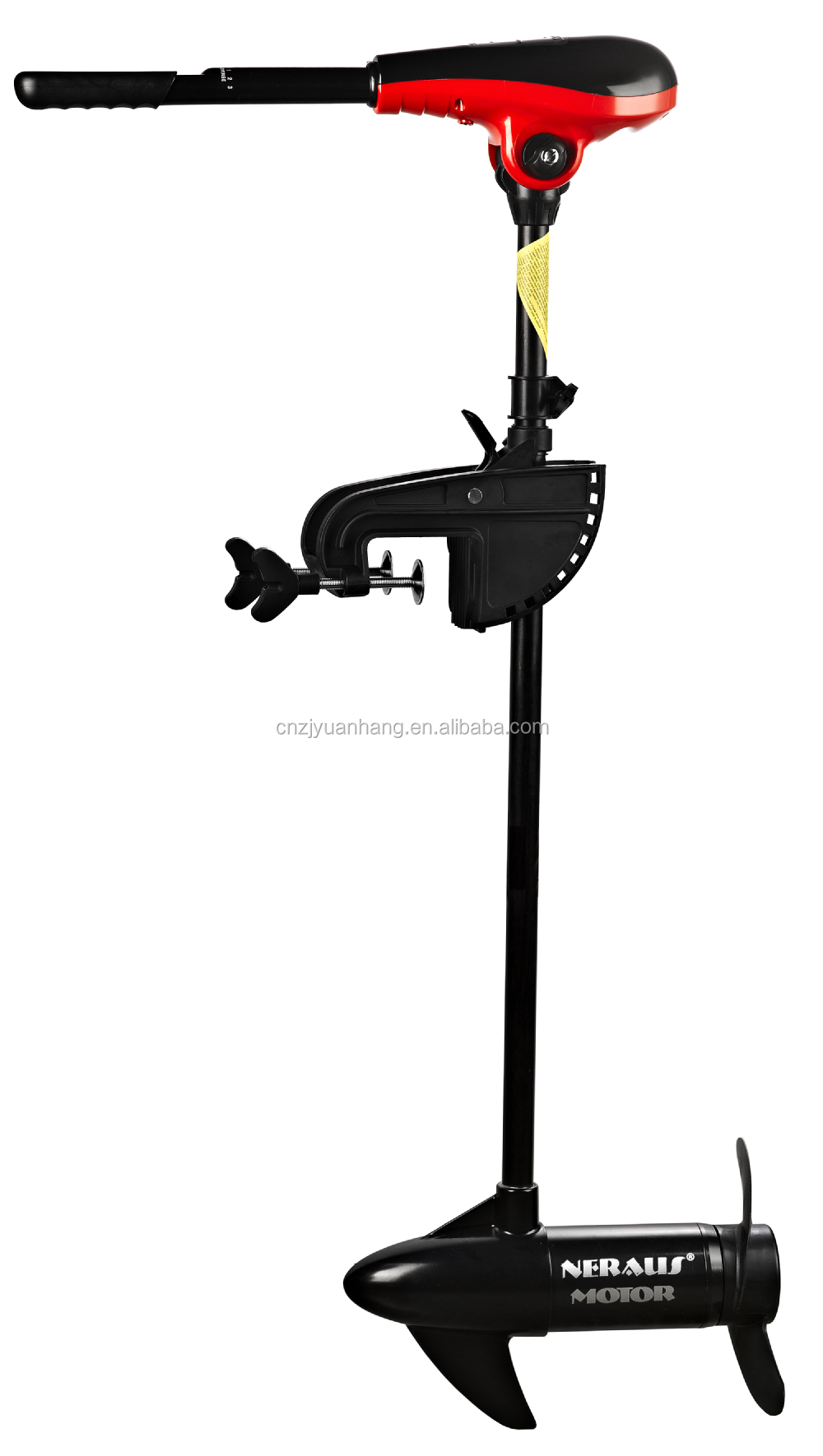 Top quality 55lbs electric boat trolling motor outboard for Trolling motor on sale