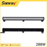 45 inch 288w Straight LED Light Bar Jeep Driving Light LED Light Bar