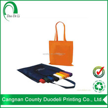 Beautiful Professional Free Design Customized High Quality Nonwoven Bag shopping made in china