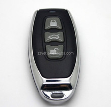3 Buttons Remote Control Duplicator,433Mhz Wireless Remote Control, Garage Door Copy Remote