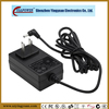 9V2500mA DC adapter efficiency level VI adapter wallmount AC/DC with UL/FCC/CE/GS/RCM/C-Tick/CB safety approval