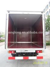 furgón de diesel con caja de TKING