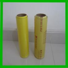 good quality fresh pvc wrap film jumbo roll