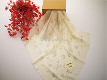 get the pro-celain look for stylish girls silk scarves