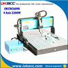 Small manufacturing machines stabile cnc router woodworking machine 6090 wholesale in china