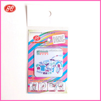 Professional logo printing magic microfiber mobile sticky cleaner
