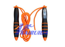 2015 Deluxe Digital Count Jump Rope for body building&fitness