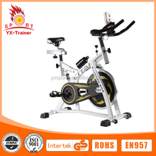 2015 hot sale fitness and sports gym equipments/ spin enercise bike for sale