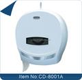 Fábrica de vender diretamente, melhor preço para a cor preta jumbo rolo de papel toalha titular cd-8001a