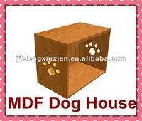 New Designing MDF Dog House,dog cage