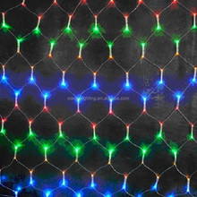 Holiday Lighting Cheap Colorful Blue Led Christmas Net Light