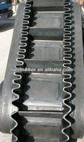 Corrugated Sidewall Conveyor Belt mitsuboshi v-belt rubber conveyor belt st2500