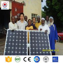100w 190W 250W 280w 300w 310w monocrystalline solar panel price india