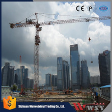 Wholesale China factory 2*2*3m Or 2.5*2.5*3 Mast section topkit type tower crane price
