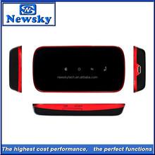 Portable Mini Wi-Fi Modem Support WCDMA HSPA 3G Wifi Router