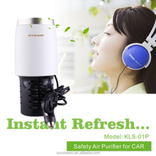 4 in 1 electrical air deodorizer small air freshener for ionizer car air purifiers