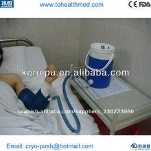 codo de la rehabilitación médica de la terapia de frío equipos de fisioterapia
