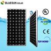 best quality 200w mono solar module by china bluesun