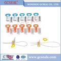 Surtidor de China alta seguridad sello de plomo para medidor GC-M001