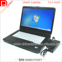 A550 Win7 Big Screen 15.6 inch i5 520M 2.4GHz 4G DDR3 250G/500G used laptop black with Webcam DVD ROM