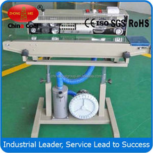 high quality vertical continuous film sealer with nitrogen gas filling DBF-1000