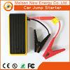 12V 400mAh lithium battery 3 port car charger power bank