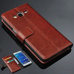 china custom mobile phone case, leather flip case for samsung galaxy s4