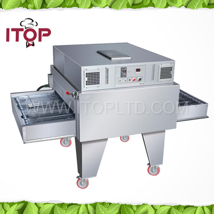 Industrial Kitchen Ovens For Sale: Industrial Gas Conveyor Pizza Oven For Sale