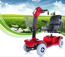 Wholesale Cheap professional motorcycle electric 4 wheel mobility scooter for elderly people