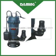 sewage pump with float switch