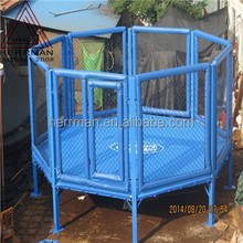5m x 5m x 1m octagon/hexagon mma cage