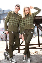 2015 free army OEM new style couple shirts design for lovers