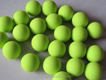 High density eva foam ball shooters eva toy gun foam ball eva foam ball gun